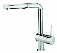 Blanco Kitchen Faucet - Posh - Chrome
