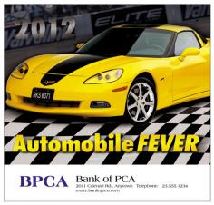 Appointment Calendars - AUTOMOBILE FEVER