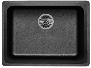 Blanco Sink - Vision U 1 - 24 x 18 - Anthracite
