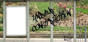 Window Films - Safety Films - Anti-graffiti/Anti-scratch film - AGI 100- Interior & exterior