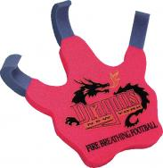 3 Talon Claw Foam Cheer Mitt