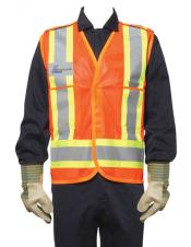 CSA TRAFFIC VESTS