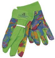 Gants multicolores pour le jardin #RushExpress72hrs
