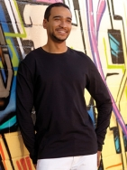 AlStyle - 5304 - Ultimate Collection - T-Shirt adulte manche longue - 100% Cotton Ringspun