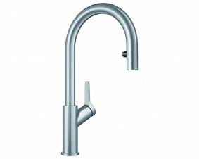Blanco Kitchen Faucet - Urbena - Stainless Steel