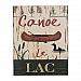 OLYMPIA CUBS - SIGNAGE CANOE LE LAC