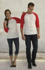 ATC - ATC0822 - ES Active Baseball Tee - 100% Cotton