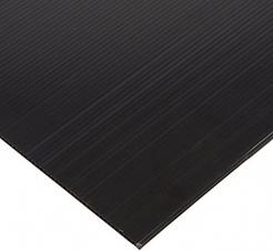 Coroplast Sheet - 4mm - 48 x 96 - Black