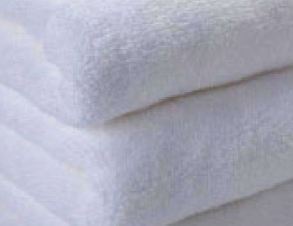 100 percent Cotton Oversized Heavy Weight White Bath Sheet - 35X70 - 20 lbs/dz
