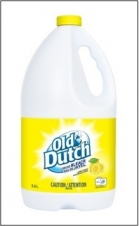 OLD DUTCH BLEACH NEW PERFUME LEMON FRESH 3.6L