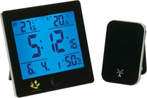Helius Weather Station w/RC Clock