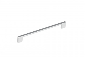 Contemporary Metal Pull - 8160 - 192 mm - Chrome