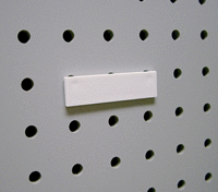 Brochure Holder Accessories - Bracket for Pegboard