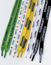 Polyester Tubular Shoelaces (1/2x48)