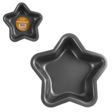 PROFESSIONAL - CAKE MOULD, SHAPE OF STAR