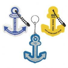 Foam Floating Keychain - Anchor