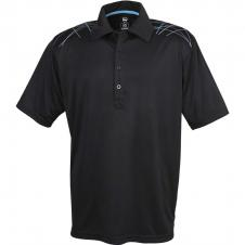 Whiteridge - 609 - Mens Burst Golf Shirt