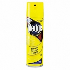 PLEDGE FURNITURE POLISH LEMON COMPRESSED GAS 275g