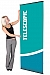 Uno Standard UN-1-ST - 31.5 x 85.5 - Telescopic Non-retractable Banner Stand -  w. Bag
