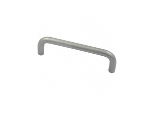 Functional Steel Pull - 26 and 332 - 4 - Matte Chrome