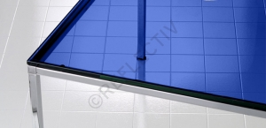 Window Films - Colored Transparent Films - Transparents - 61 185 - Azur Blue