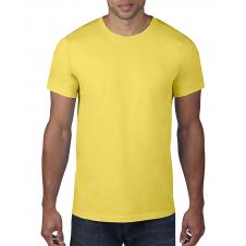 ANVIL - 980 - T-Shirt - T-Shirt Léger - 100% Coton - Citron Zest - Medium