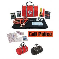 Safe-T-Duffel Automotive Kit - 39 Pieces