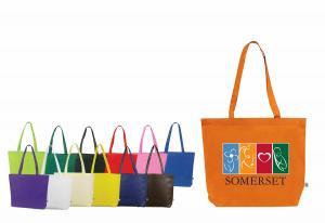 Promo Jumbo Shopping Tote