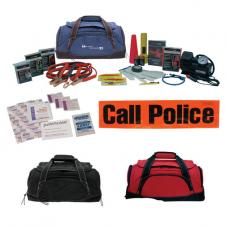 Executive Roadside Safety Kit - 36 Pieces