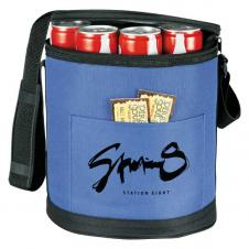 Round Pop-Up Insulated Cooler