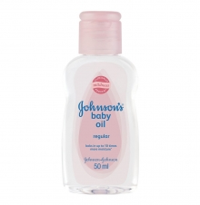 JOHNSON & JOHNSON BABY OIL - 50 mL