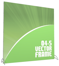 Vector Frames - 94 x 94w Square frame (04) - With OCL case