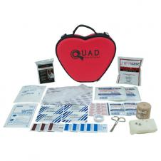 Heart Medic First Aid Kit - 79 Pieces
