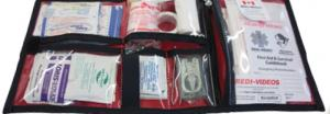 Glove Box First Aid Kit 2 (53 Piece Set)