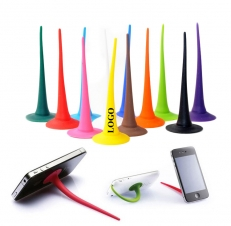 Tail Shape Silicone Suction Phone Stand