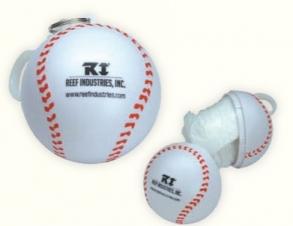 Baseball Poncho w/ Spring Clip