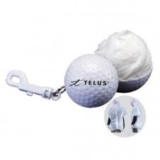 Golf Rain Poncho