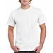 Gildan - 2000 - T-shirt Ultra Cotton - 10.1 OZ - Blanc - X-Large