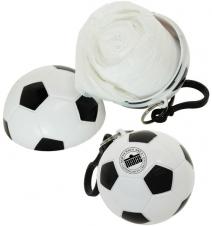Soccer Ball Poncho w/ Spring Clip