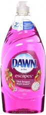 DAWN DISH LIQUID DETERGENT ULTRA THAILAND DRAGON