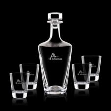 Frazier Decanter & 4 OTR