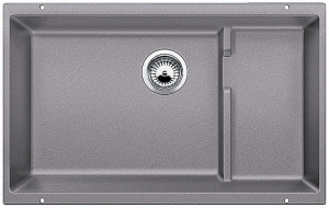 Blanco Sink - Precis Cascade - 28-3/4 x 18-1/8 - Metallic Gray