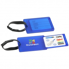 Travel Aid Luggage Tag & Sewing Kit