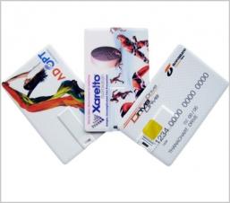Clé USB Forme carte de crédit