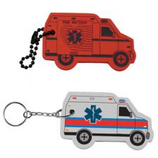 Ambulance Key Tag