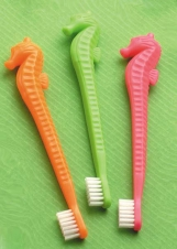 Sea Horse Shaped Children's Toothbrush