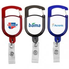 Carabiner Badge Holder (50 Days Direct Import Service)