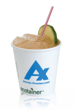 Biodegradable Paper Cups - 10 oz.