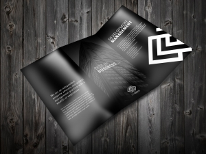 Brochures - 100lb + High Gloss UV