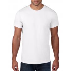 ANVIL - 980 - T-Shirt - T-Shirt Léger - 100% Coton - Blanc - X-Large